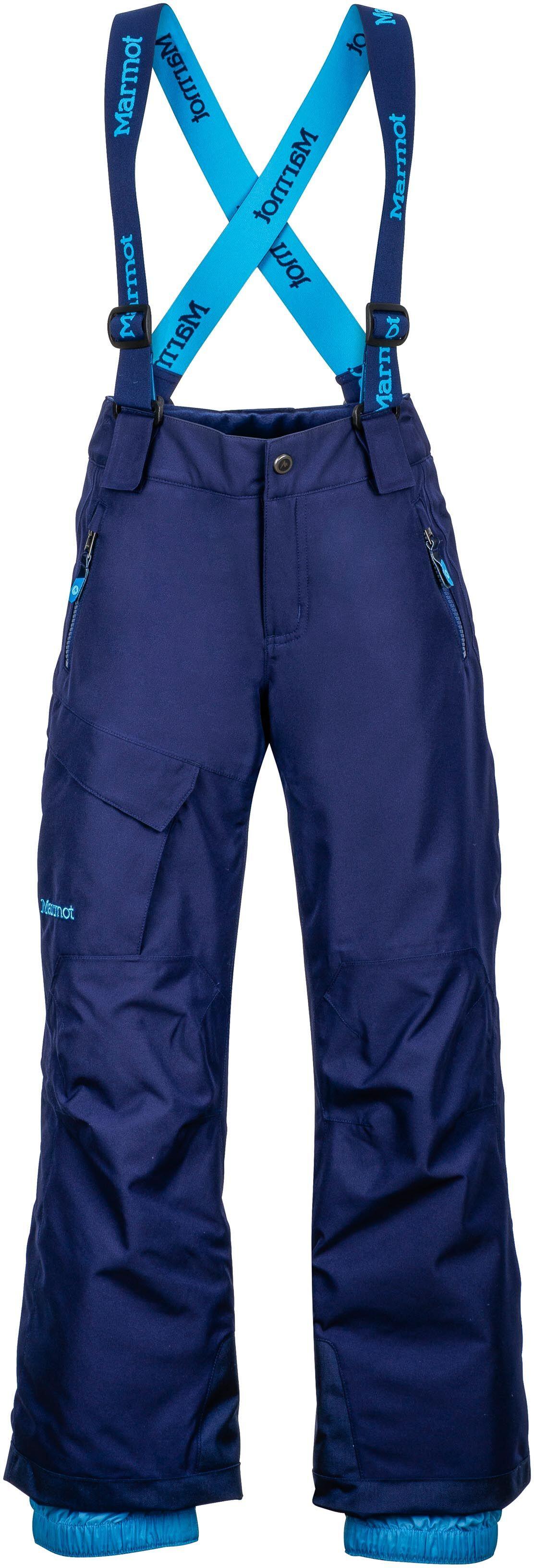 17d7dcc5 Marmot Boys Edge Insulated Pants Arctic Navy | Gode tilbud hos ...